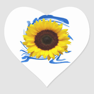 Pegatina En Forma De Corazón tolerancia de las Sun-luces