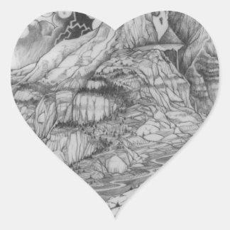 Pegatina En Forma De Corazón Una página 52 del ÁRBOL de MIGHYTY