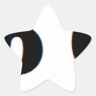 Pegatina En Forma De Estrella a2cplusplus