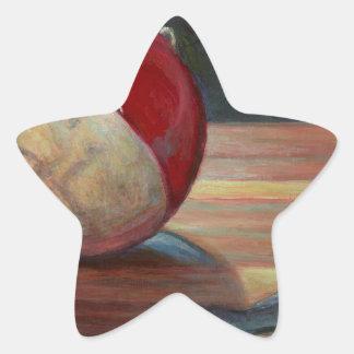 Pegatina En Forma De Estrella Bobber y plomo