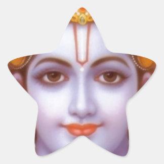 Pegatina En Forma De Estrella dios del rama