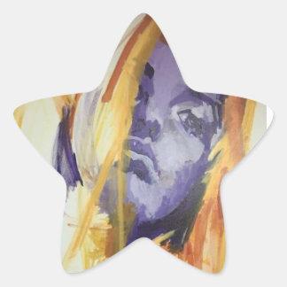 Pegatina En Forma De Estrella El sacrificio de Lesley protagoniza Morrow al