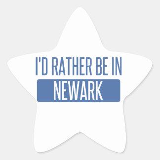 Pegatina En Forma De Estrella Estaría bastante en Newark CA