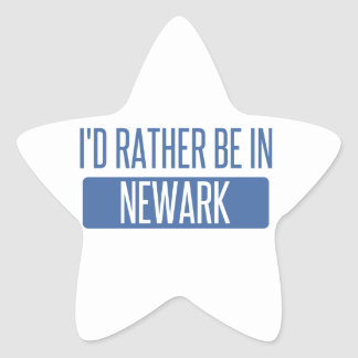 Pegatina En Forma De Estrella Estaría bastante en Newark NJ
