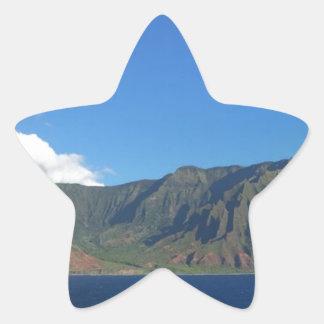 Pegatina En Forma De Estrella Hawaii