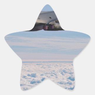 Pegatina En Forma De Estrella Lancero de Rockwell B1