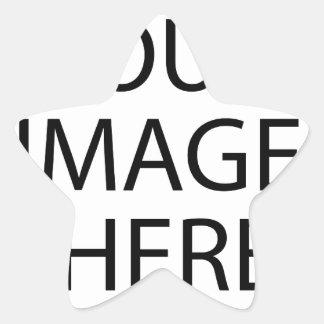 PEGATINA EN FORMA DE ESTRELLA LENGUA DE HAKIMONU (2)
