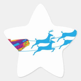 Pegatina En Forma De Estrella Mismo navidad de Supernaturnal