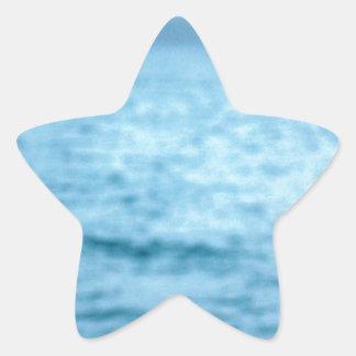 Pegatina En Forma De Estrella pelícano pacífico