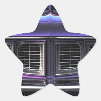 Pegatina En Forma De Estrella Plymouth 1971 'Cuda