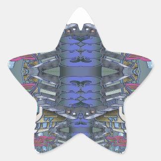 Pegatina En Forma De Estrella SkycityFlatsONE