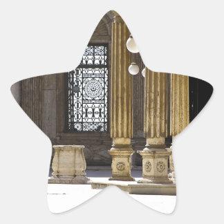 Pegatina En Forma De Estrella Sultancito Ali mezquita en El Cairo