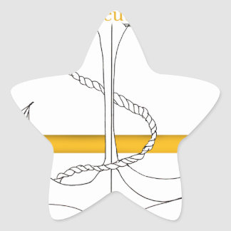 Pegatina En Forma De Estrella teniente sub del oro, fernandes tony