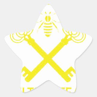 Pegatina En Forma De Estrella Welters
