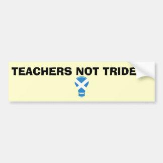 Pegatina escocés de la independencia de Trident de