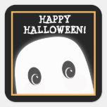 Pegatina fantasmagórico adaptable de Halloween del