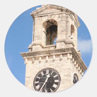 Pegatina histórico de Clocktower