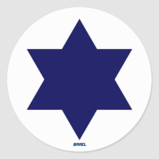 Pegatina israelí de Roundel de la fuerza aérea