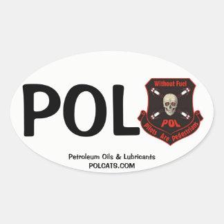 Pegatina oficial del POLÍTICO