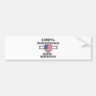 Pegatina Para Coche Americano del 100%, New México