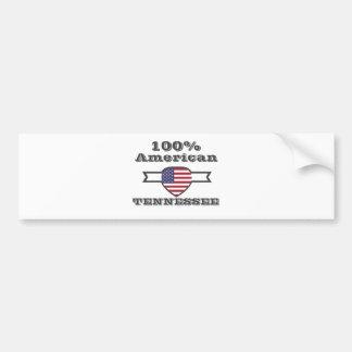 Pegatina Para Coche Americano del 100%, Tennessee
