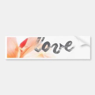 Pegatina Para Coche Amor del amor del amor