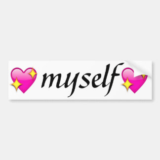 Pegatina Para Coche amor usted mismo