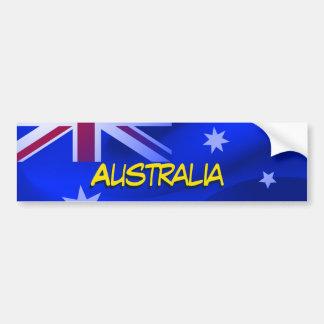 Pegatina Para Coche Bandera australiana