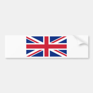 """Pegatina Para Coche Bandera BRITÁNICA """"Union Jack """" de Reino Unido del"""