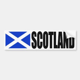 Pegatina Para Coche Bandera de Escocia