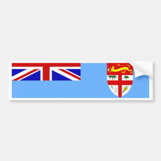 Pegatina Para Coche Bandera de Fiji