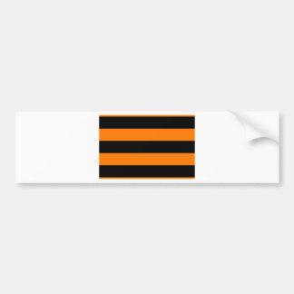 Pegatina Para Coche Bandera de la cinta de San Jorge -