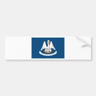 Pegatina Para Coche Bandera de Luisiana