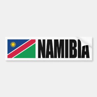 Pegatina Para Coche Bandera de Namibia