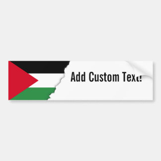 Pegatina Para Coche Bandera de Palestina
