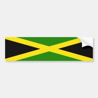 Pegatina Para Coche Bandera jamaicana
