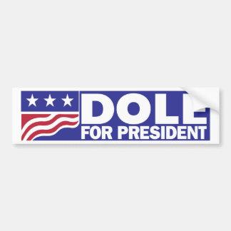 Pegatina Para Coche Bob Dole 1996 para el presidente