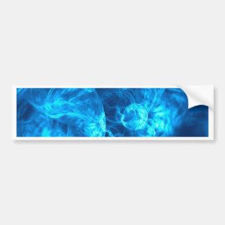 Pegatina Para Coche burbujas azules