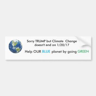 Pegatina Para Coche Cambio de clima
