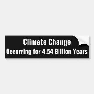 Pegatina Para Coche Cambio de clima…
