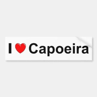 Pegatina Para Coche Capoeira