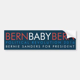 Pegatina Para Coche Chorreadoras de Berna Bernie del bebé de Berna