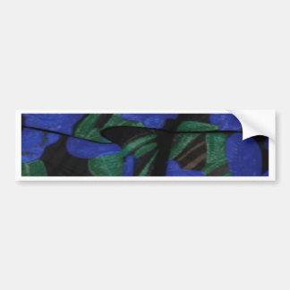 Pegatina Para Coche Colección azul persa 2017 del diseñador