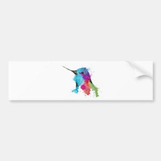 Pegatina Para Coche colibrí