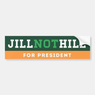 Pegatina Para Coche Colina de Jill no