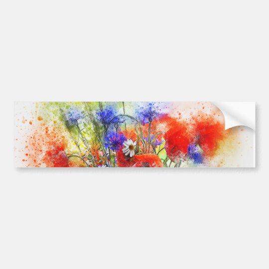 Pegatina Para Coche Color de agua