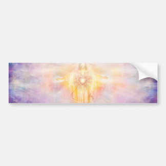 Pegatina Para Coche Corazón de H041 Jesús