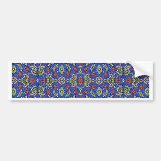 Pegatina Para Coche Diseño étnico colorido
