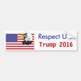 Pegatina Para Coche Donald Trump