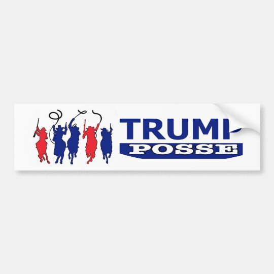 Pegatina Para Coche Donald Trump 2016